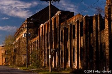 East Cleveland Railroad Cedar Avenue Power House